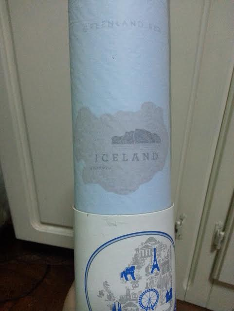 I guess it's a sign that Iceland is going to be my next destination.