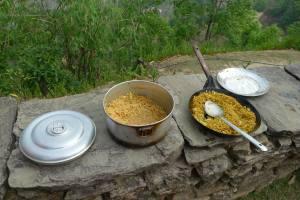 fried rice nepal