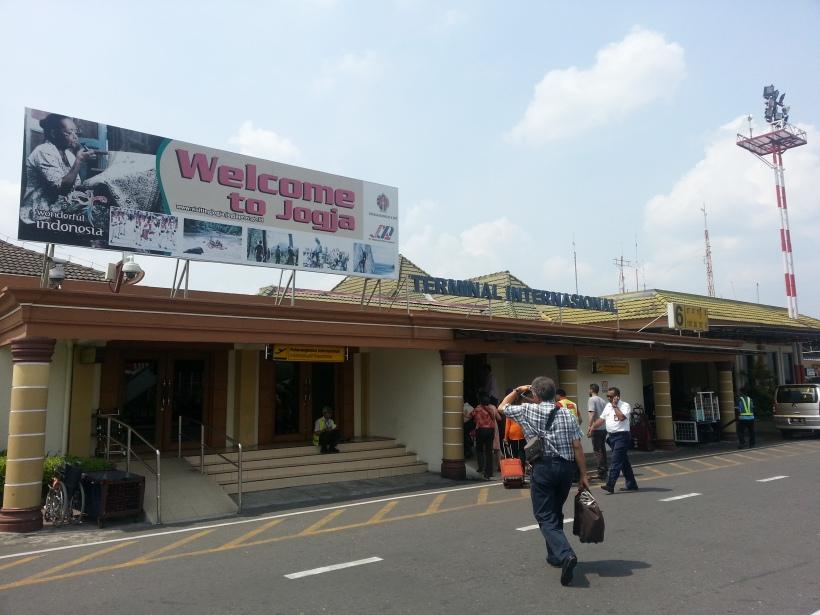 The terminal.