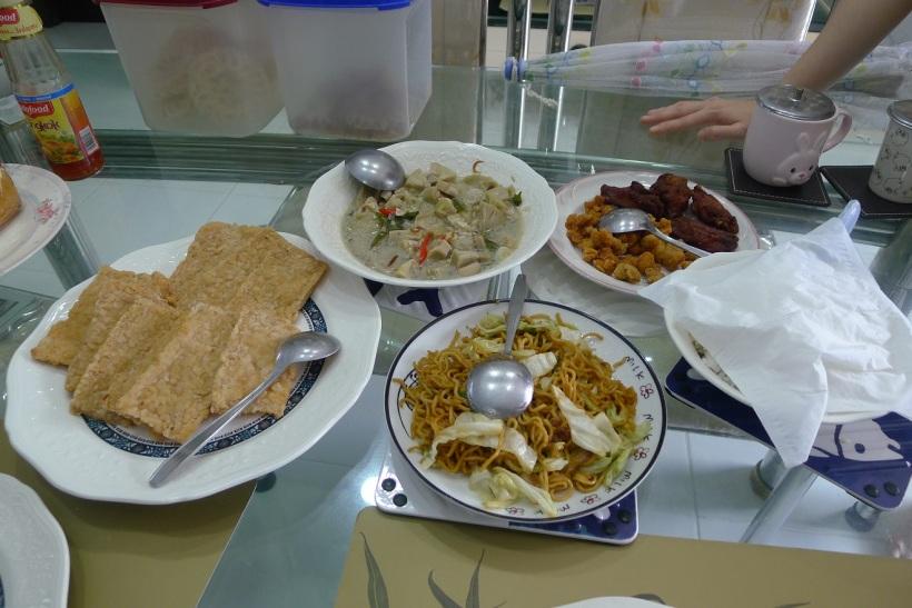 Breakfast in Jogja