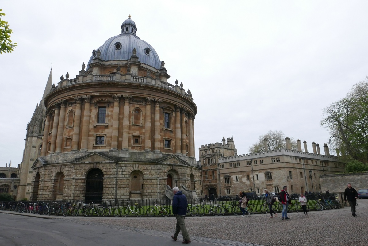 A rebellious day trip to Oxford.